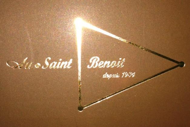 Photo Au Saint Benoît