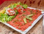 Photo Steak tartare - Canteen Bus Gobelins