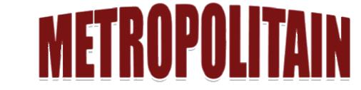 Logo Metropolitain
