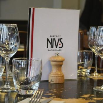 Où manger à Paris ? Le Niv's, un bistrot de quartier