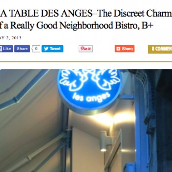 The Discreet Charm of a Really Good Neighborhood Bistro