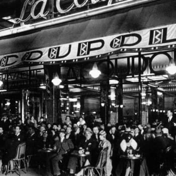 La Coupole : retour sur l'âge d'or d'une brasserie parisienne mythique