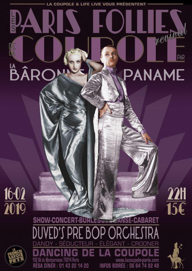 Paris Follies by La Bâronne de Paname - Dandy