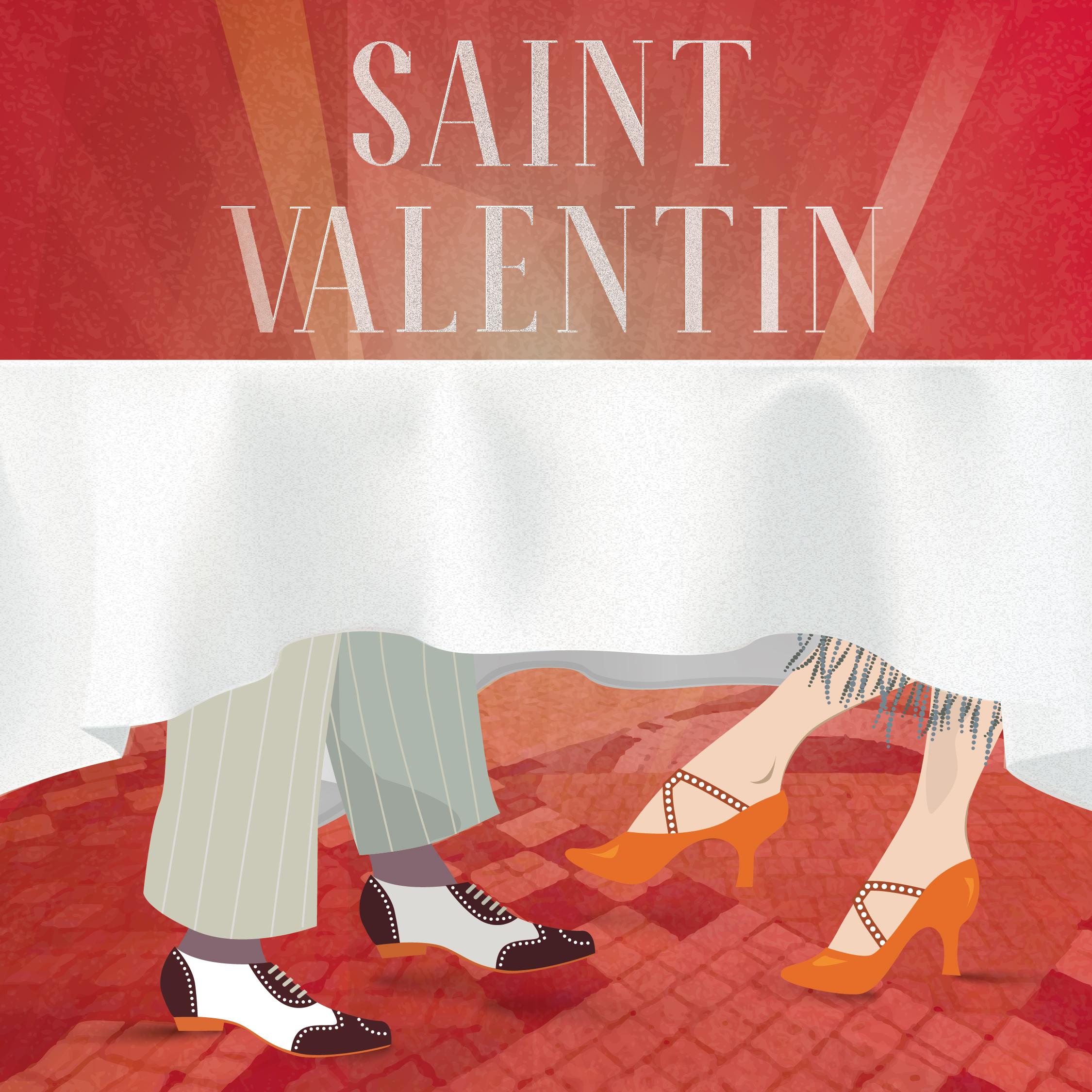 La Saint Valentin à La Coupole