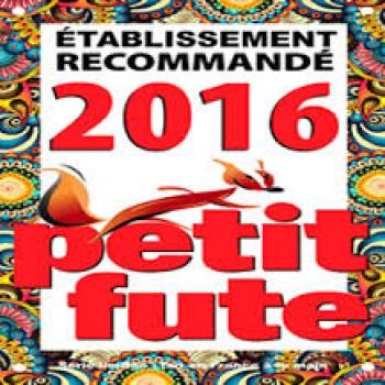 L'Amphitryon recommandé par Le Petit Futé 2016
