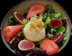Photo Salade Fico et Burrata - BOCA