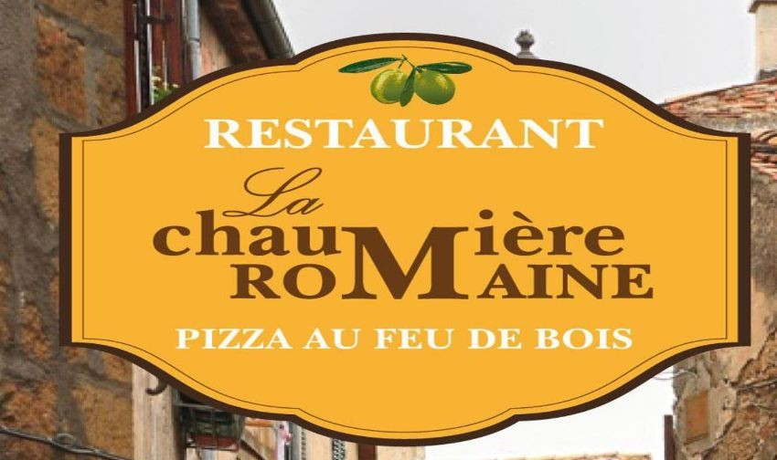 Logo La Chaumière Romaine