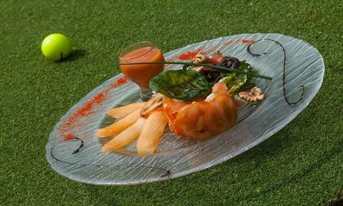 Photo Le restaurant du Golf Albon-Senaud