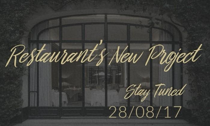 New Project ! Nouveau Projet !