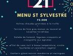 Photo MENU DU REVEILLON DE LA SAINT SYLVESTRE A RETIRER LE 31 DECEMBRE - Bistrot Gourmand