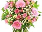 Photo Bouquet de fleurs  - Brasserie Comptoir 44