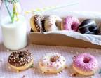 Photo Assortiment de 4 mini-donuts - Pier - Le goût du vrai