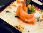 Photo Lasagna Salmone (lasagne au saumon) - Bacio Divino