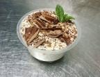 Photo Mousse au Chocolat Blanc - Stracciatella  - OH TERROIR