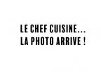 Photo Darne de Saumon Label Rouge Grillée - Sauce Béarnaise Maison - Risotto d'Epeautre Bio - OH TERROIR