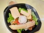 Photo l'assiette de fromages et sa salade verte - LA CAUSETTE