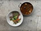 Photo Couscous de Légumes Quinoa - SOYA CANTINE BIO