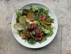 Photo Petit Salade Mixte - SOYA CANTINE BIO