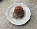 Photo Dessert du jour: Mochi Café, Chocolat & Orange - SOYA CANTINE BIO