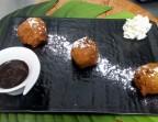 Photo Bonbons banane x4 - Restaurant Traiteur Créole Lyd'île