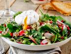 Photo Salade Estivale    - Cafe Leffe Besançon