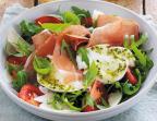 Photo Salade Burratina - Cafe Leffe Besançon
