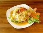 Photo 13<br>Salade de mangue verte fraiche - Janthee Thai