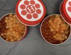 Photo Duo œufs de saumon marinés &mi-cuits à la japonaise  - H.KITCHEN