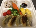Photo BENTO-GYOZA Végétarien - La table du caviste bio