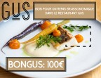 Photo BONGUS - GUS