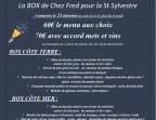 Photo Mise en bouche colcorée sous forme de tartelettes autour du foie-gras, du saumon et des cèpes - Chez fred