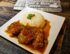 Photo Poulet Basquaise - HALL S BEER TAVERN