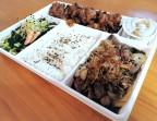 Photo Bento déjeuner viande - YUKI