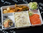 Photo Bento déjeuner poisson - YUKI