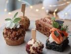 Photo Plateau de mignardises salées - 30 pièces - The Friendly Kitchen