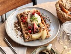 Photo Gaufre pumpkin spice - sans gluten - The Friendly Kitchen
