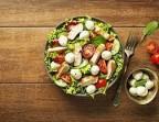 Photo ENTREE | Salade César - LA FERME DE DIANE