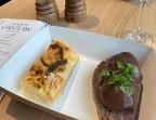 Photo Joue de bœuf confite au Syrah  & chocolat Guanaja (Valrhona),  - MAISON GRIZLAW