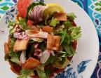 Photo Salade Fatouch - Souk de Nour d'Egypte