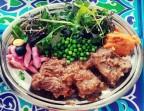 Photo Kebab halla - Souk de Nour d'Egypte